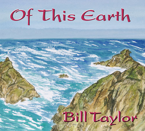 Of This Earth CD cover